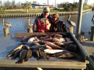 Capt. Phil Robichaux's Fishing Charters